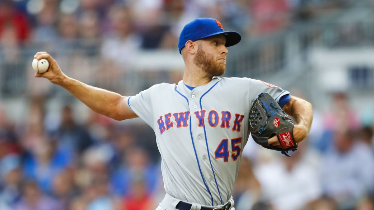 Red Sox and Mets Engaged in 'Early Trade Talks' Regarding Right-Hander Zack Wheeler
