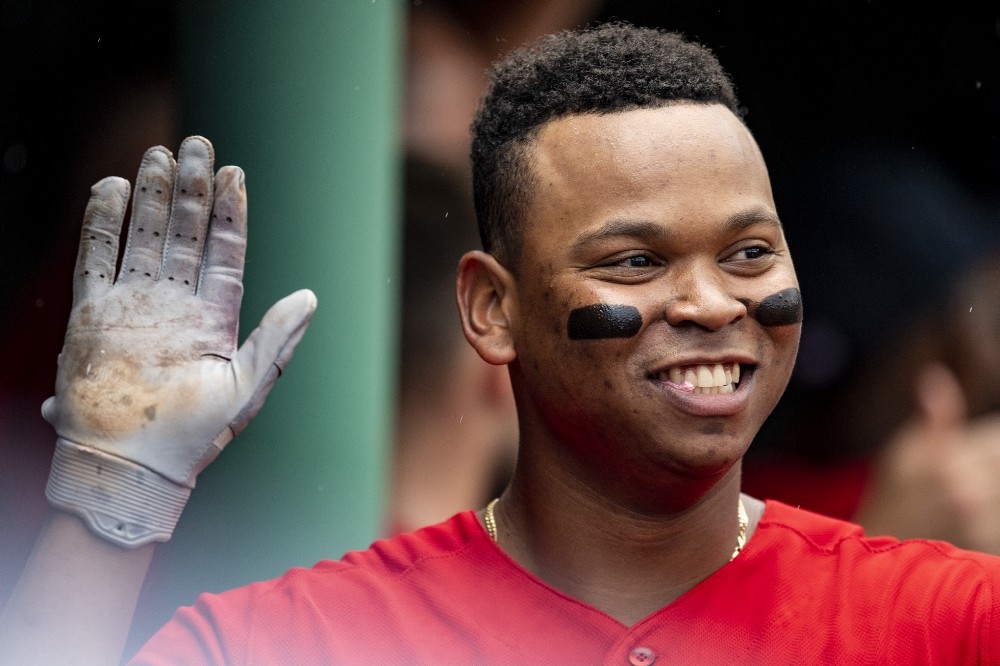 Rafael Devers Is Your American League Player of the Week