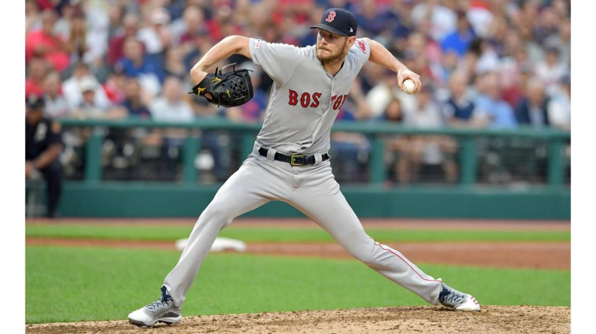 Red Sox' Chris Sale Does Not Need Tommy John Surgery, per Report