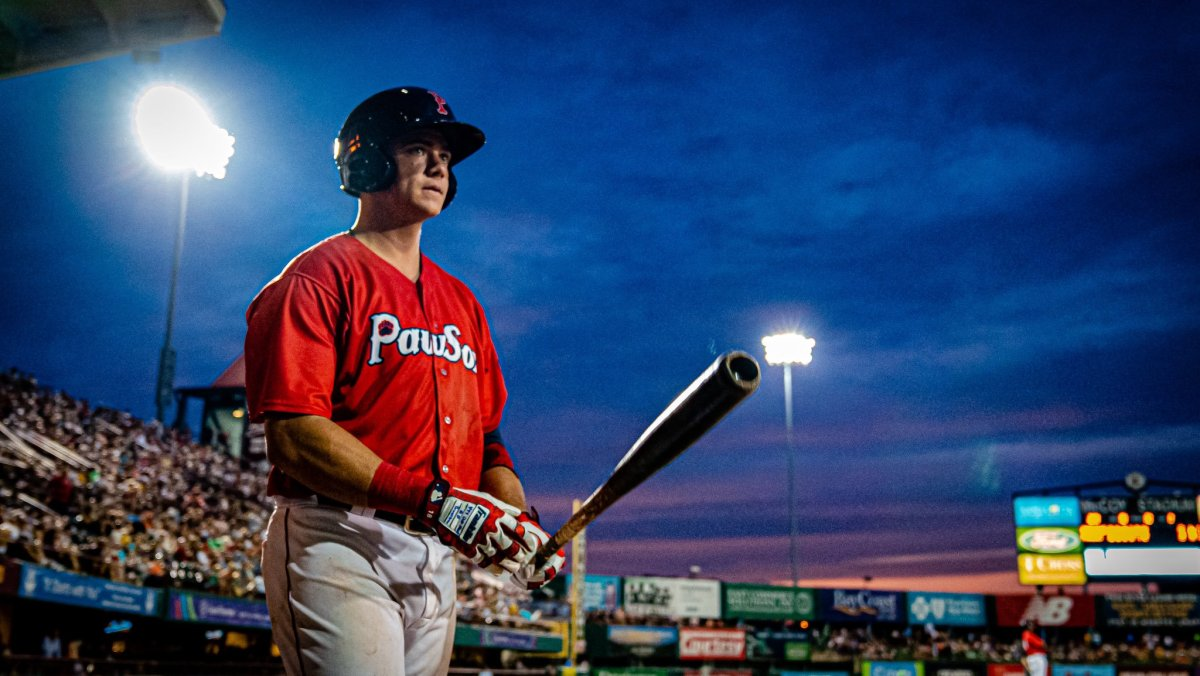 Red Sox' Second-Ranked Prospect Bobby Dalbec Crushes First Home Run for Triple-A Pawtucket