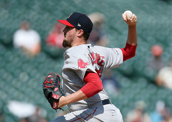Red Sox Place Heath Hembree on Injured List, Recall Josh Smith from Triple-A Pawtucket