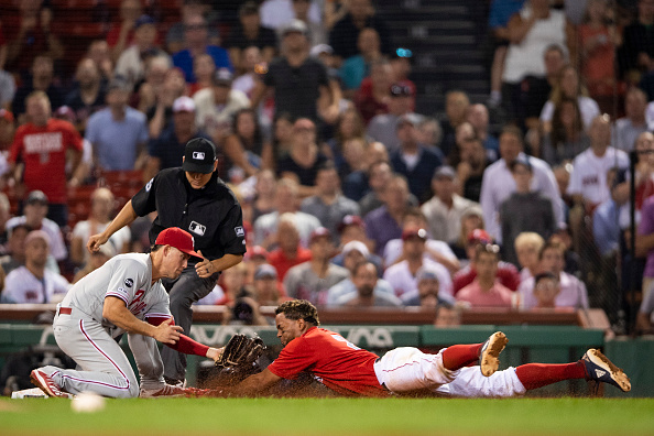 Red Sox Go 0-For-7 with Runners in Scoring Position, Struggle Against Aaron Nola in 3-2 Loss to Phillies