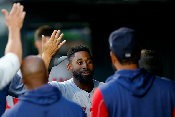 Jackie Bradley Jr. Sets Tone Early with 478-Foot Homer as Red Sox Top Rockies10-6