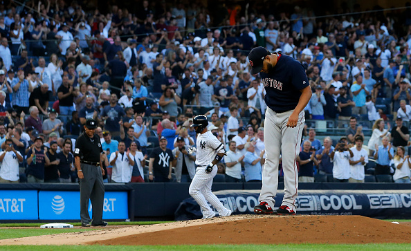 Red Sox Held in Check by James Paxton, Drop Fifth Straight in 4-2 Loss to Yankees
