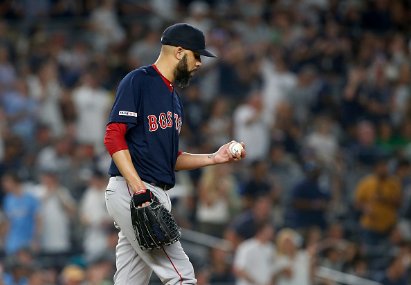 David Price Surrenders Seven Runs, Can't Escape Third Inning as Red Sox Get Swept and Drop Eighth Straight in 7-4 Loss to Yankees