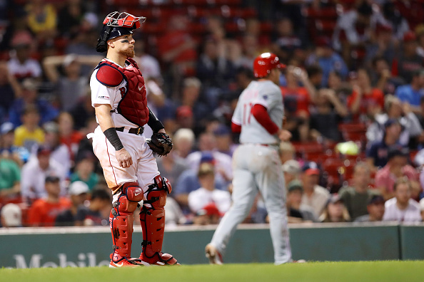 Red Sox Falter Late, Get Swept by Phillies in Frustrating 5-2 Loss