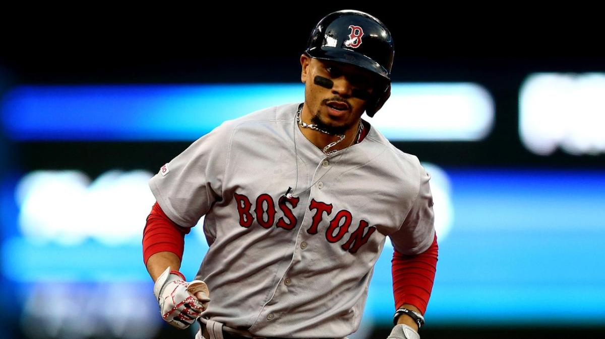 When It Comes to Contract Talks, Mookie Betts Is All Business