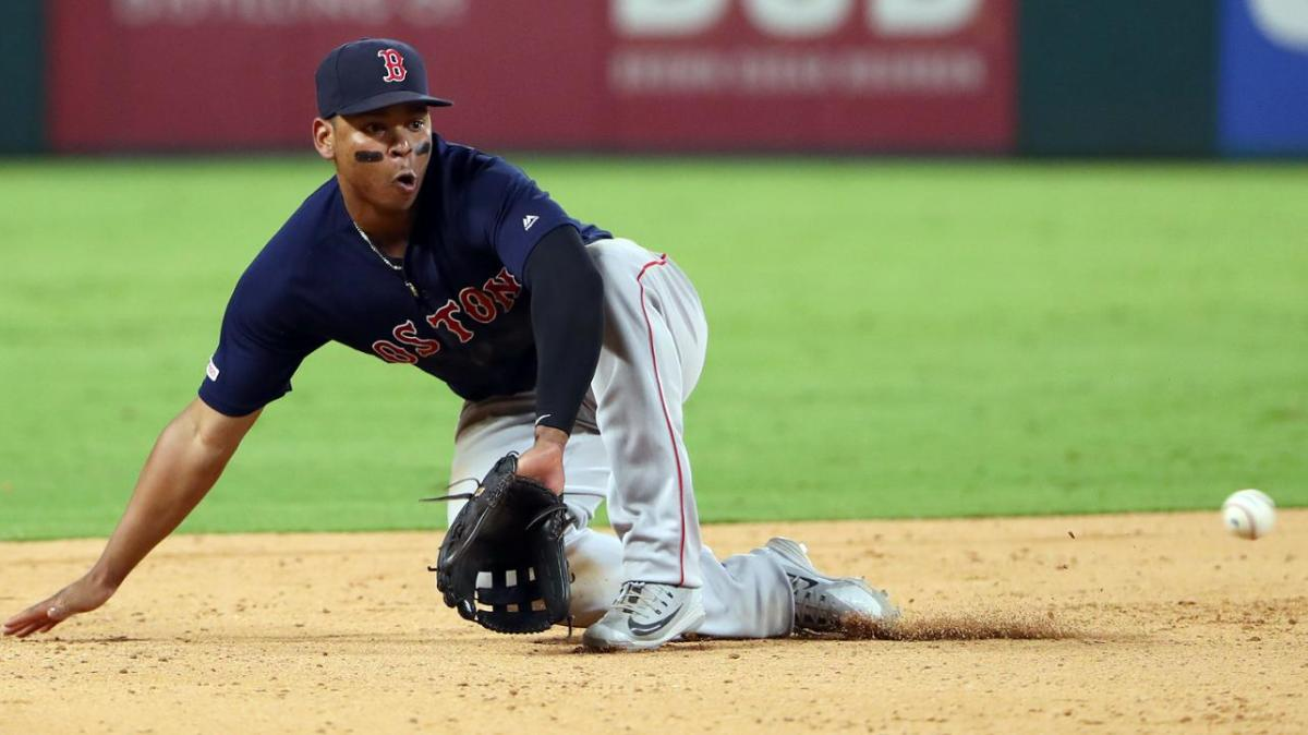 Red Sox Reportedly Planning on Offering Rafael Devers Contract Extension This Offseason