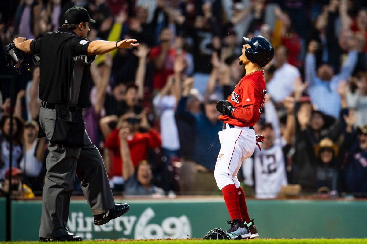 Eduardo Rodriguez Falls Short of 20th Win, Rafael Devers Picks up 200th Hit, and Mookie Betts Scores Winning Run as Red Sox Walk off Orioles in 2019 Season Finale