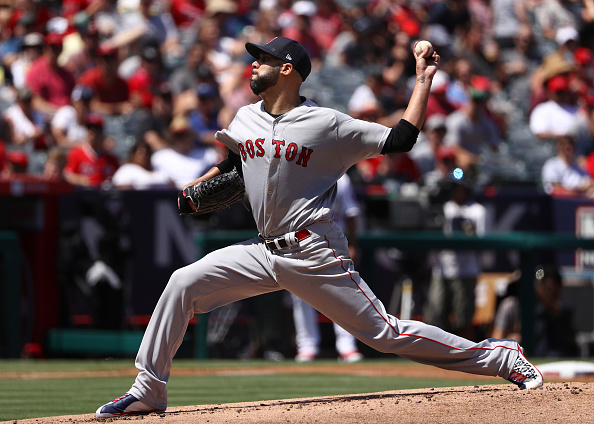 Red Sox Shut Down David Price for Remainder of 2019 Season