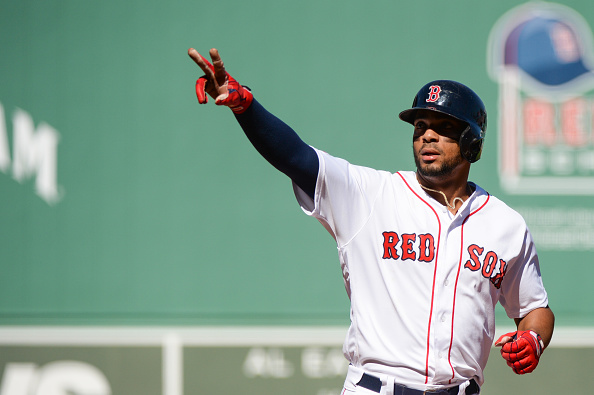 Xander Bogaerts and J.D Martinez Both Homer but Red Sox Drop Second Straight toOrioles