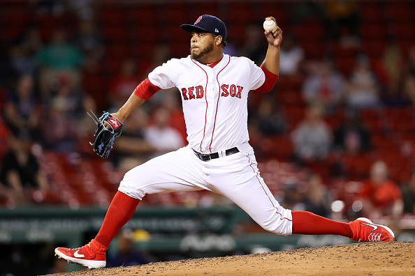Red Sox' Darwinzon Hernandez Will Remain a Reliever in 2020, per Alex Cora