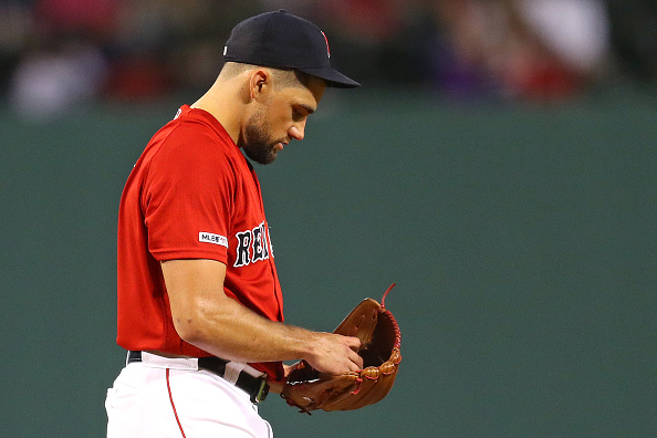 Nathan Eovaldi Walks Four, Allows Three Runs in Final Start of Season as Red Sox Fall toOrioles