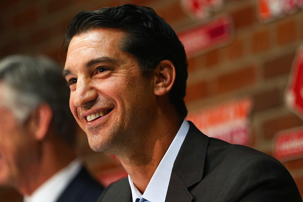 Arizona Diamondbacks Extend Contract of General Manager and Potential Red Sox Target Mike Hazen