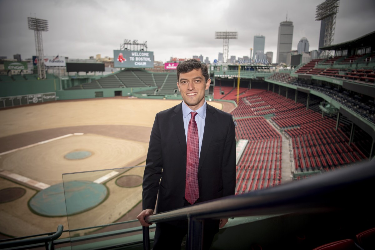 Red Sox Formally Introduce Chaim Bloom as Their New Chief Baseball Officer