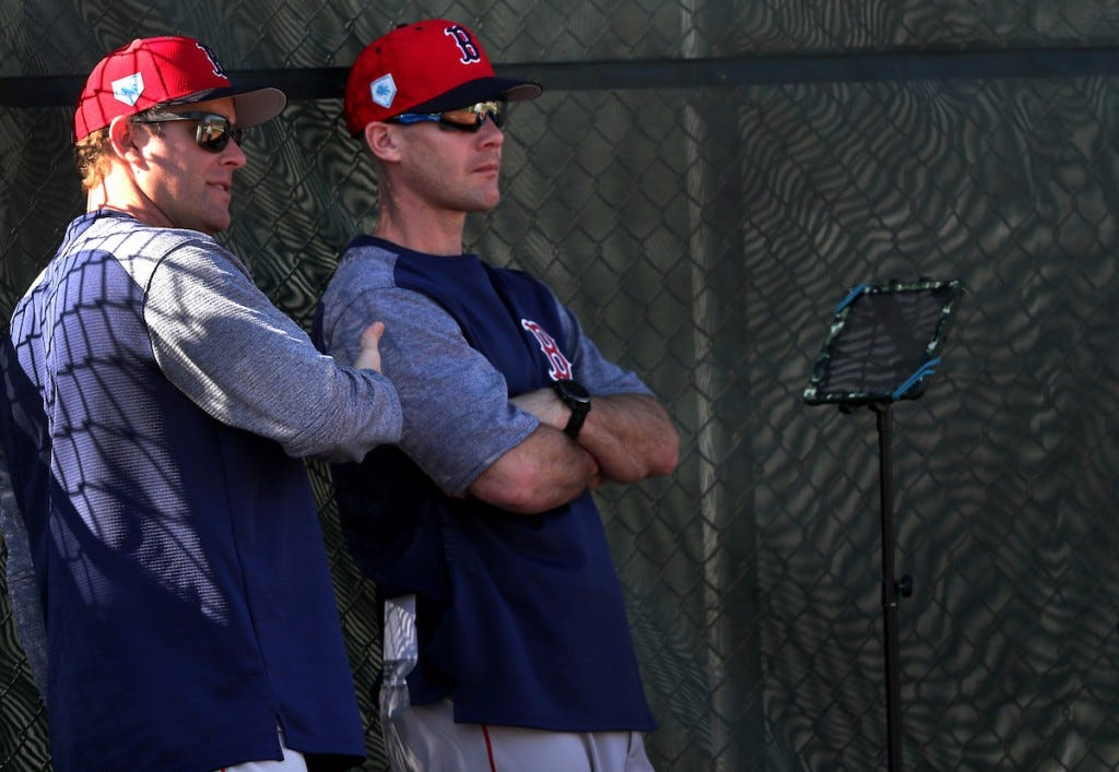 Red Sox Hire Dave Bush to Be New PitchingCoach