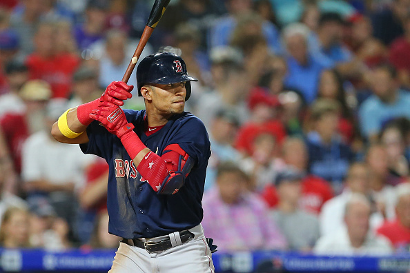 Red Sox Outright Gorkys Hernandez and Josh Smith to Triple-A Pawtucket