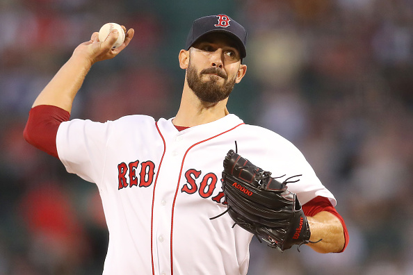 Former Red Sox Right-Hander Rick Porcello Signs One-Year, $10 Million Deal withMets