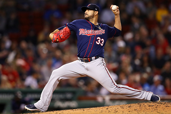 Red Sox Sign Left-Hander Martin Perez to One-YearDeal