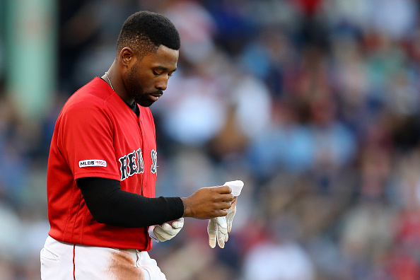 Red Sox Will Reportedly Tender Contract to Jackie Bradley Jr.