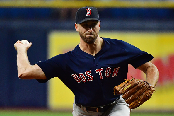 Red Sox' Trevor Kelley Claimed off Waivers by Philadelphia Phillies