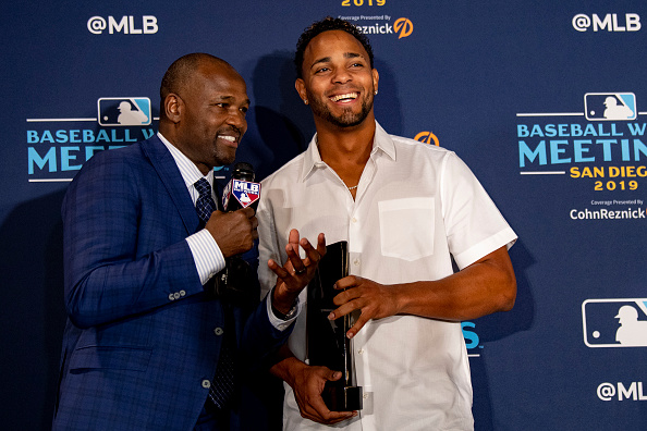 Red Sox' Xander Bogaerts and Mookie Betts Receive 'All-MLB' Honors