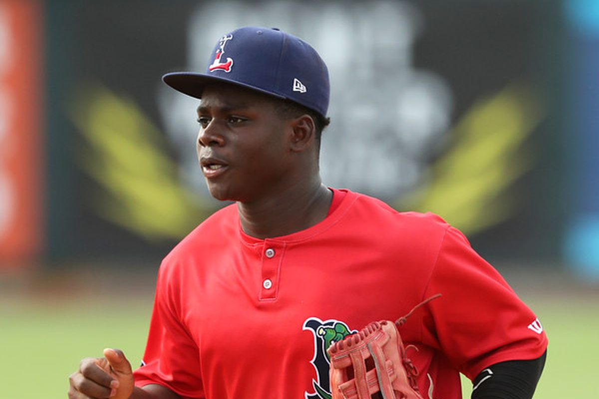 Red Sox No. 7 Prospect Gilberto Jimenez Identified as Potential Breakout Prospect for 2020 by MLB Pipeline