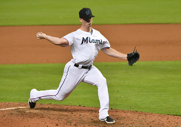 Red Sox Acquire Reliever Austin Brice From Marlins, Designate Marco Hernandez for Assignment