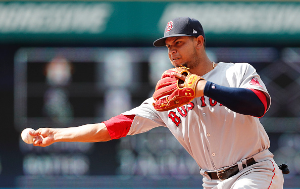 Red Sox Outright Marco Hernandez to Triple-A Pawtucket After He Clears Waivers