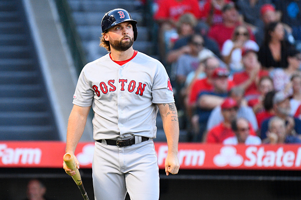 Red Sox Outright Sam Travis to Triple-A Pawtucket After He Clears Waivers
