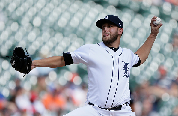 Red Sox Acquire Reliever Matt Hall From Tigers