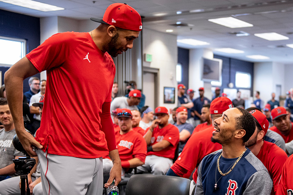 Red Sox Reach New Agreement With Dodgers to Send Mookie Betts and David Price to Los Angeles