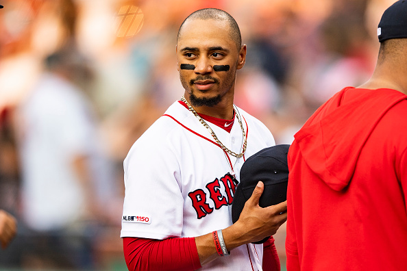 Red Sox Nearly Traded Mookie Betts to Dodgers Before Last Year's TradeDeadline