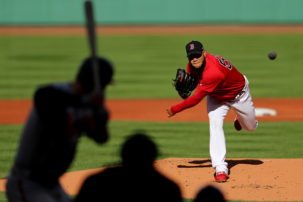 Red Sox Win Arbitration Case With Eduardo Rodriguez