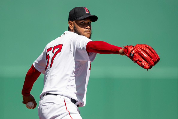 Eduardo Rodriguez Impresses in Spring Debut for Red Sox