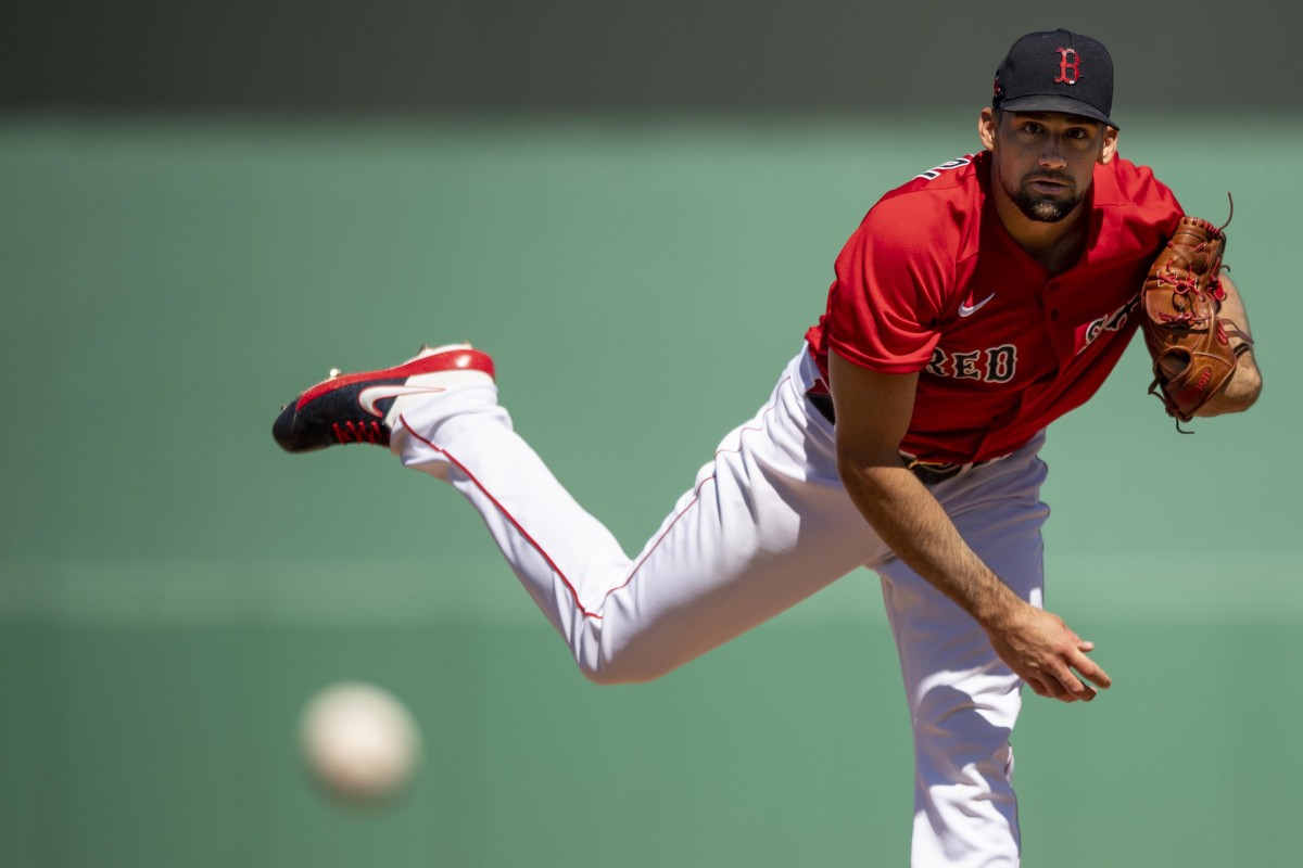 Nathan Eovaldi's Strong Spring Continues as Red Sox Win One, Lose One in Saturday's Split-Squad Action