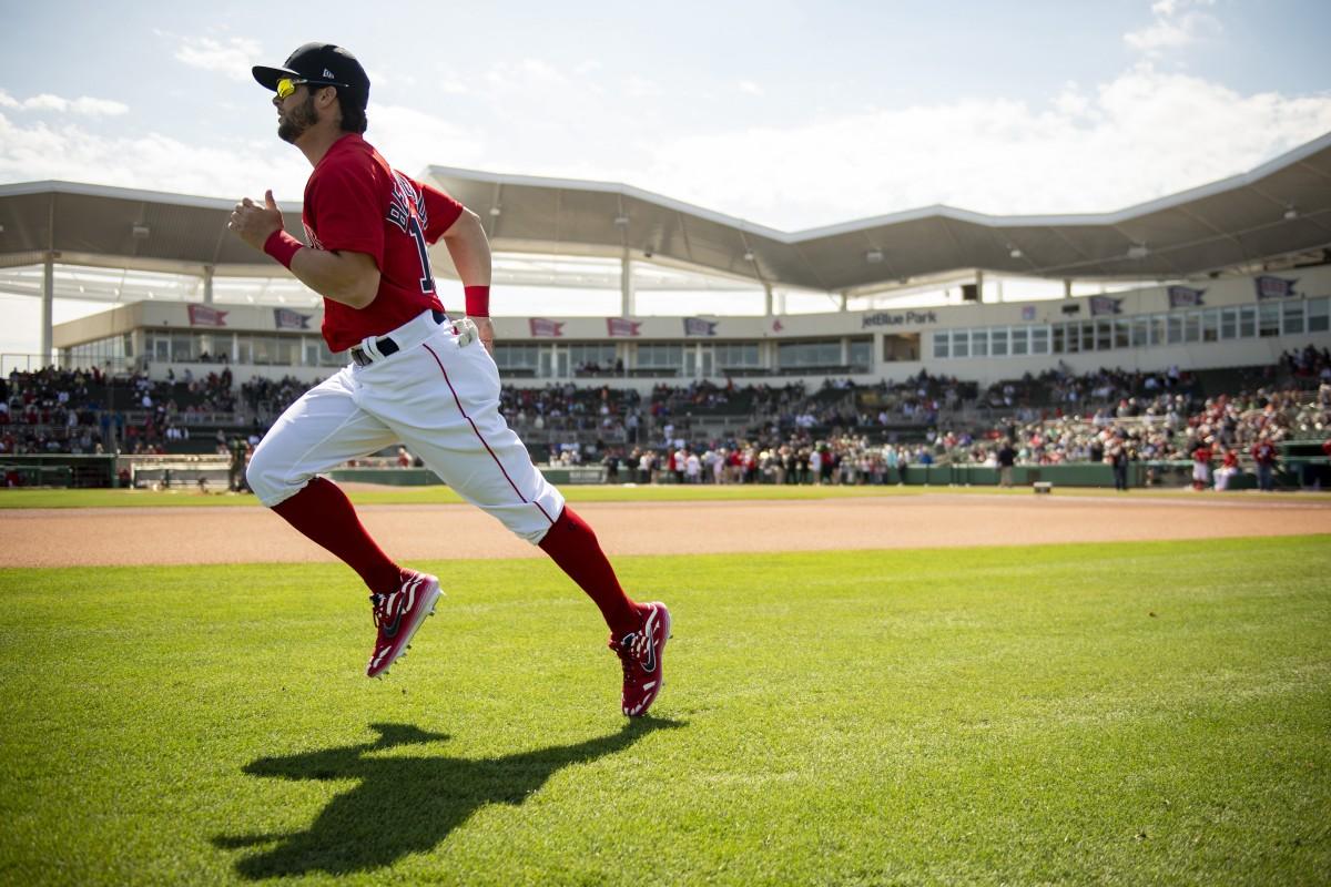 Red Sox' Andrew Benintendi Dealing With QuadTightness