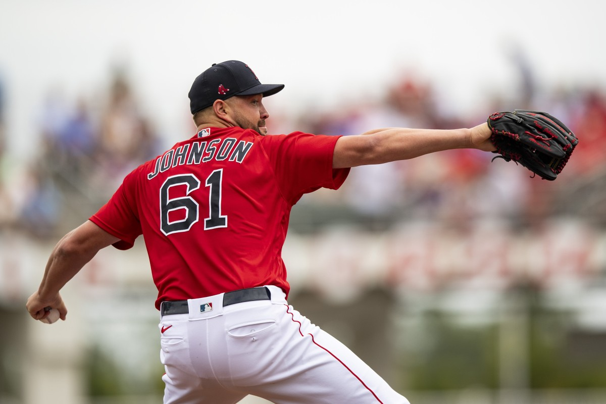 Brian Johnson Tosses Three Innings as Red Sox Win Third Straight