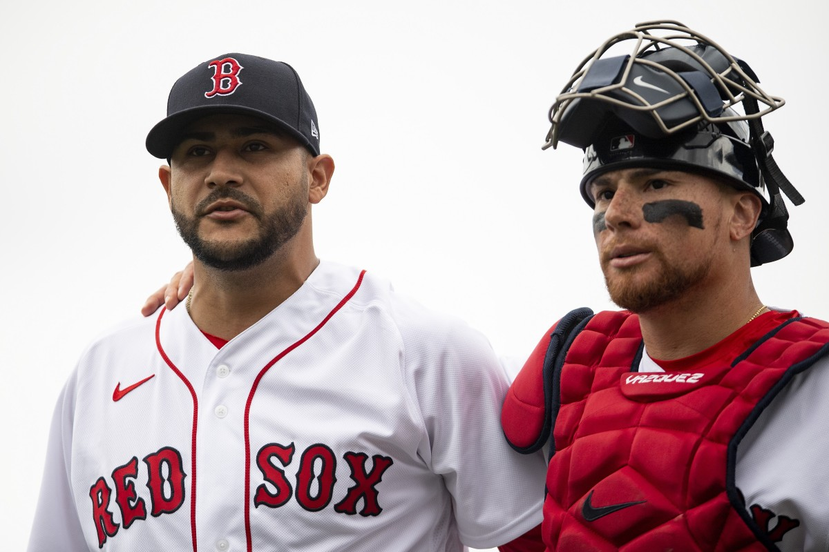 Martín Pérez Punches out Seven Over Four Scoreless Innings as Red Sox Hold on to Defeat Twins
