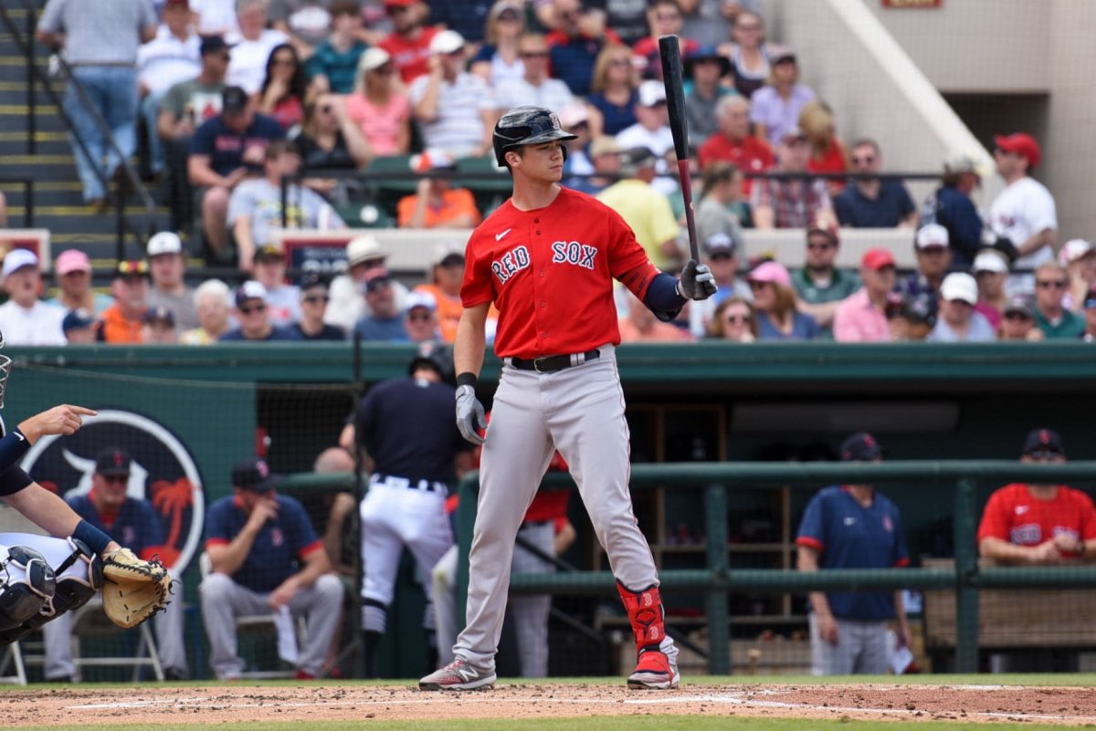Bobby Dalbec, Marcus Wilson, and Connor Wong All Homer as Red Sox Tie With Tigers