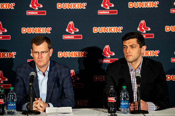 Red Sox Chief Baseball Officer Chaim Bloom, Team President Sam Kennedy Address Coronavirus Concerns That Led MLB to Delay Start of Season