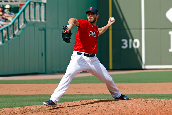 Red Sox Option Left-Hander Josh Osich to Triple-A Pawtucket
