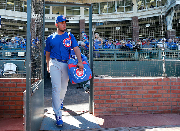 Red Sox Acquire Catcher Jhonny Pereda From Cubs to Complete Travis LakinsTrade