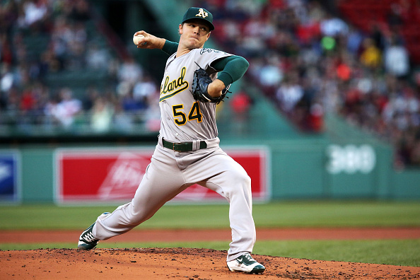 What If the Red Sox Traded for Sonny Gray in 2015?