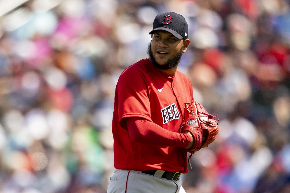 Red Sox' Eduardo Rodriguez Picks up First 'MLB The Show' Players League Win