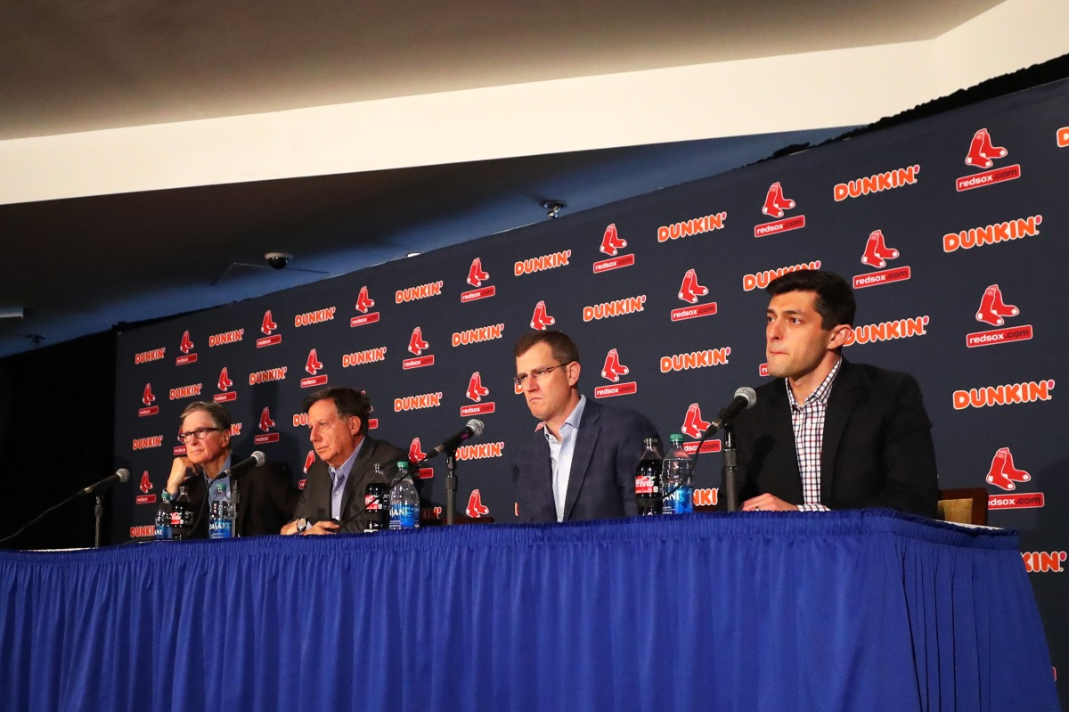 Looking at How the Red Sox' World Series Odds Changed Over the Course of a HecticOffseason