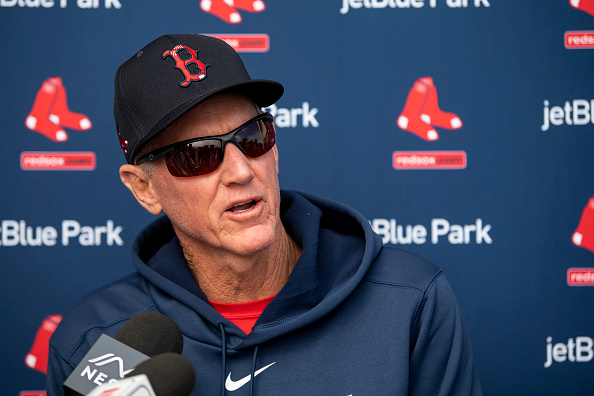 Red Sox Interim Manager Ron Roenicke on Not Having Any Games to Manage in Late April: 'This Is soStrange'