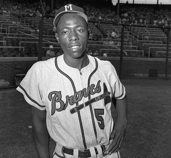 That Time Hank Aaron Nearly Began His Major-League Career When the Braves Were Still in Boston