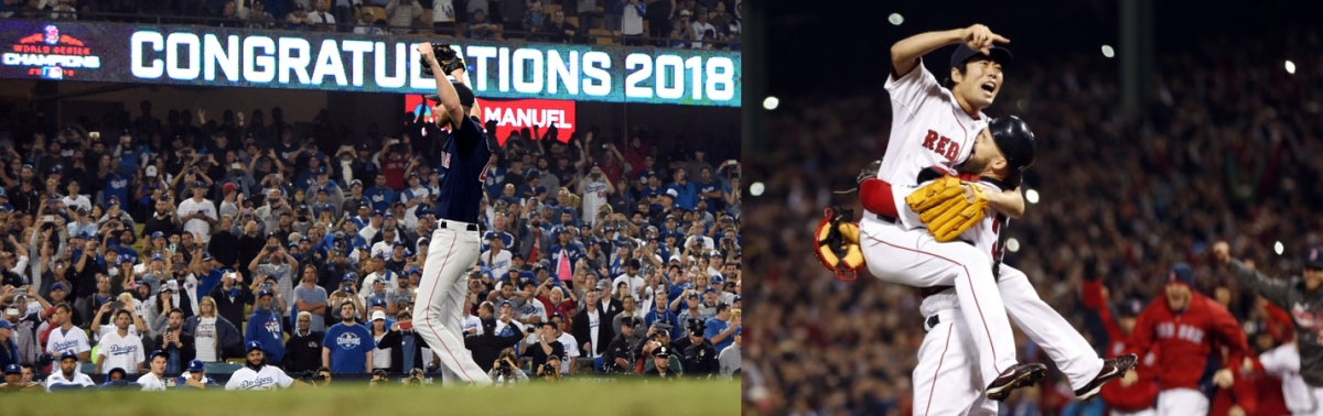 Koji Uehara, Chris Sale Reflect on Recording Final Outs of 2013, 2018 World Series for Red Sox