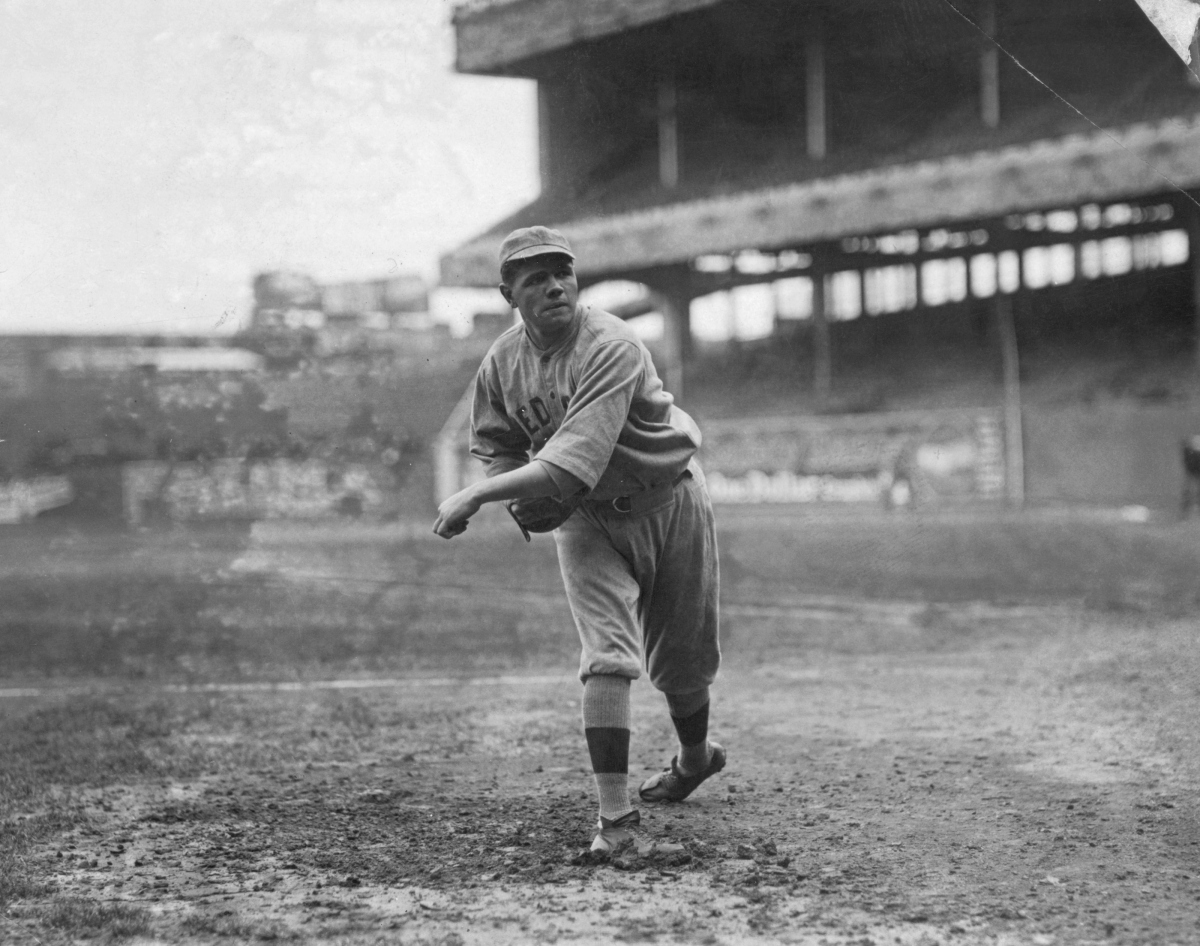 On This Day in Red Sox History: Babe Ruth Outduels Walter Johnson inD.C.